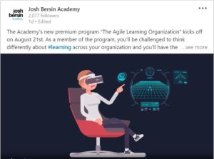 JBA Agile Learning